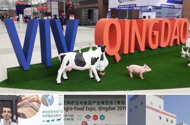 BIOTECH BIOSECURITY AT VIV CHINA 2019