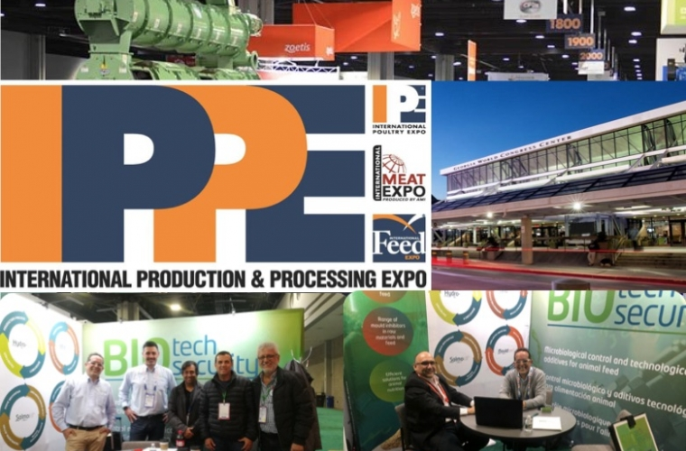 BIOTECH BIOSECURITY AT IPPE 2019
