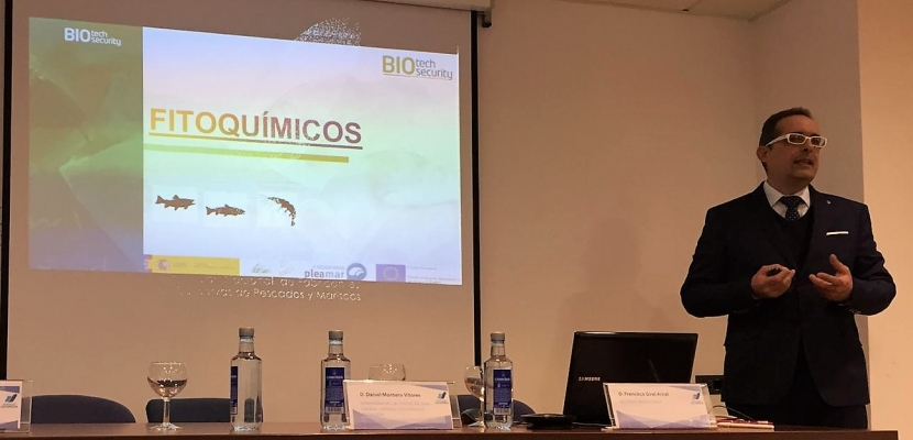 BIOTECH PARTICIPATES  IN BIOSAN PROJECT'S SESSION