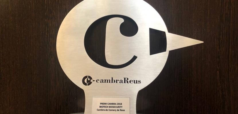 CAMBRA REUS 2018 AWARD