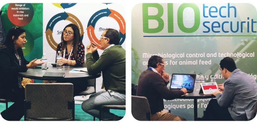 BIOTECH BIOSECURITY AT IPPE ATLANTA 2020