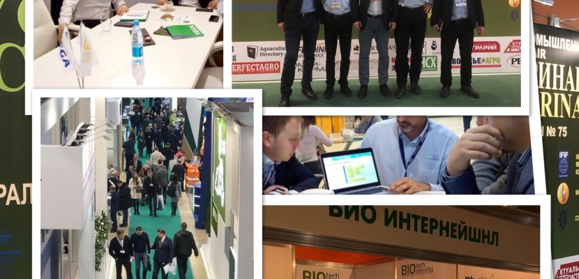 BIOTECH PRESENT AT THE MVC - MOSCOW 2019